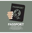 Passport vector image vector image
