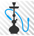 hookah eps icon vector image