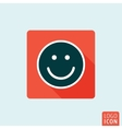 Smilr icon isolated vector image vector image