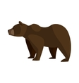 Bear icon cartoon style vector image vector image