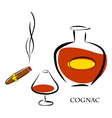 Cognac vector | Price: 1 Credit (USD $1)