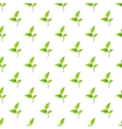 Leaf pattern seamless vector image