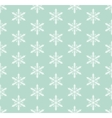 Snowflakes seamless pattern Snow falls background
