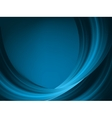 Blue light wave EPS 8 vector image