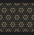 Luxury golden seamless pattern