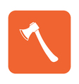 The ax icon vector image
