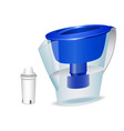 water filter vector image vector image