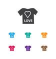 infant symbol on t-shirt