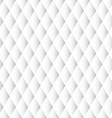 Modern white background seamless patterns vector image