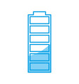 battery icon image vector image vector image