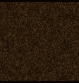 dotwork background grit sand beads vector image