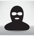 offender icon vector image
