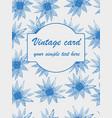cover greeting card congratulatory vector image