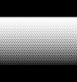 seamless halftone backgroundshort fade out 31 vector image vector image