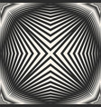 Geometric striped seamless pattern diagonal lines
