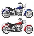 Motorcycle chopper detail