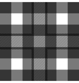 Seamless tartan pattern repeated plaid twill tile vector image vector image