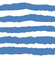 tile pattern with navy blue and white stripes vector image vector image