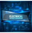Electrical Abstract background background vector image