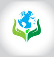 help growing plants on earth vector image