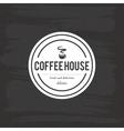 Special Coffee Label vector image