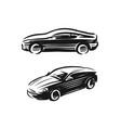 auto style car logo sports vehicle symbol vector image vector image