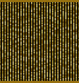 gold sequins luxury seamless pattern vector image