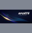 abstract sport background with motion elements