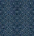Geometric abstract seamless pattern vector image vector image