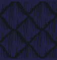 seamless geometric pattern scrabbles rhombus vector image vector image