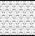 seamless pattern with cubes and holes vector image