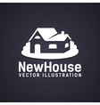 New House icon vector image