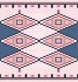 lakota pattern-3 vector image vector image
