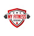 logo my fitness academy