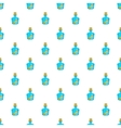 Message in bottle pattern cartoon style vector image vector image