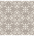 Lace pattern vector image vector image