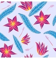 Seamless Spring Bright Pattern vector image