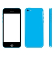 smart phone graphic vector image vector image