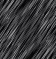 black brushed vector image