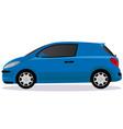 van car body type vector image vector image