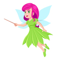 Cute Little Fairy vector image