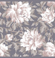 floral chinese seamless pattern wild nature vector image