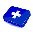 home first aid kit vector image