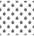 nano apple pattern seamless vector image vector image