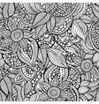 sketchy doodles decorative floral ornamental
