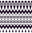 tribal texture geometric plaid pattern vector image