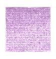 Antique Fuschia Camo Abstract Low Polygon vector image vector image