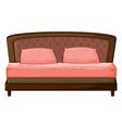 A sofa-set vector image
