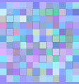 color abstract 3d cube background vector image vector image
