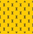 dna strand pattern vector image